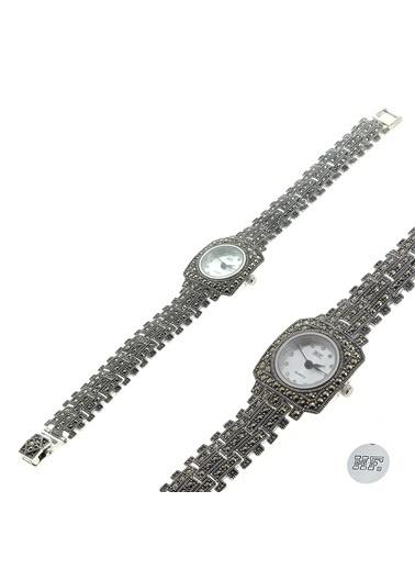 Markazit Gümüş Saat-Söğütlü Silver